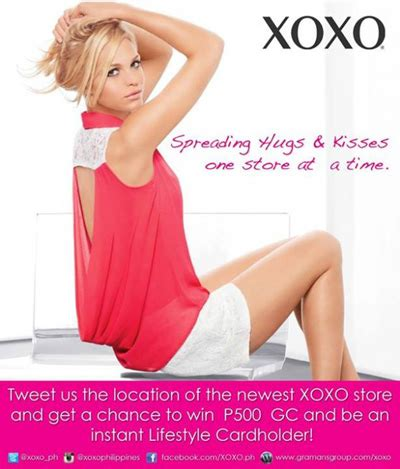 Sweepstakes On Twitter - follow xoxo on twitter contest unlipromo