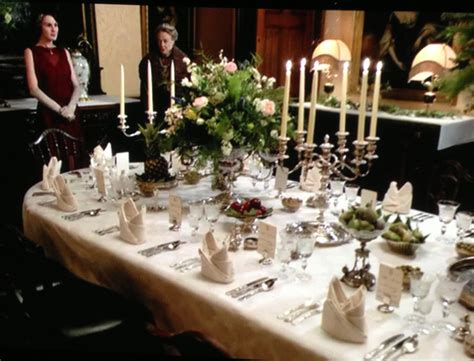downton abbey how to dine in style without being below downton abbey dining etiquette
