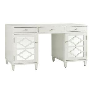 White Desk With File Cabinet by White Home Decorators Reflections Executive Desk File