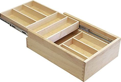Large Cutlery Trays Kitchen Drawers by Tiered Cutlery Large Cutlery For Large