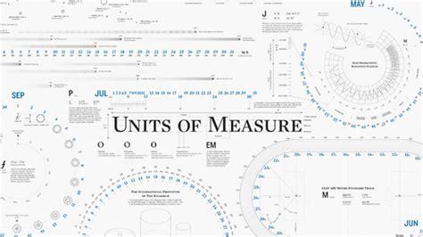 This Print Makes Units Of Measure Beautiful   Gizmodo Australia