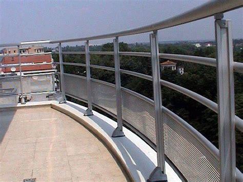 barandillas de aluminio para terrazas barandillas de aluminio para terrazas fabulous barandas