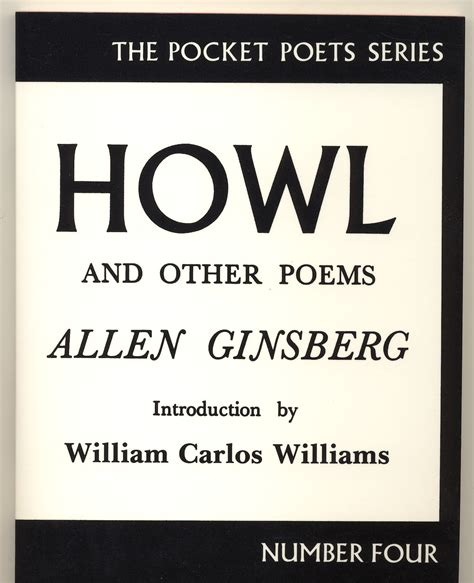 howl for it books it s banned books week listen to allen ginsberg read his