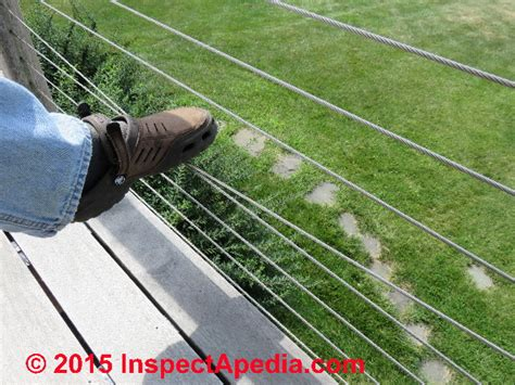 Installing Handrail Cable Railings Building Code Rules Amp Installation