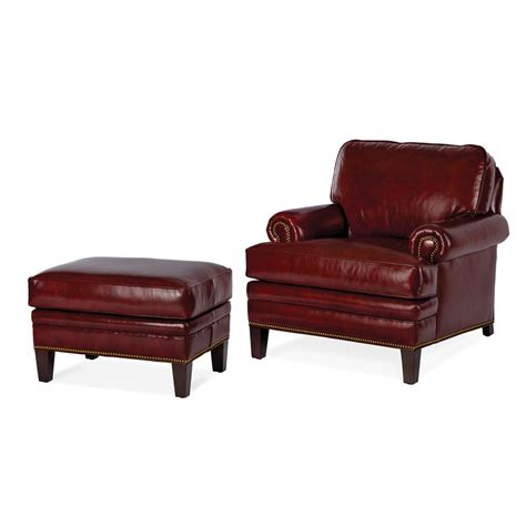 hancock and ottoman hancock and nc133 1 nc133 o chair collection adair