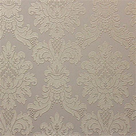 wallpaper for walls homebase arthouse messina damask wallpaper taupe