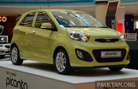 Kia Ta Kia Picanto Ta Infohub Paul S Automotive News