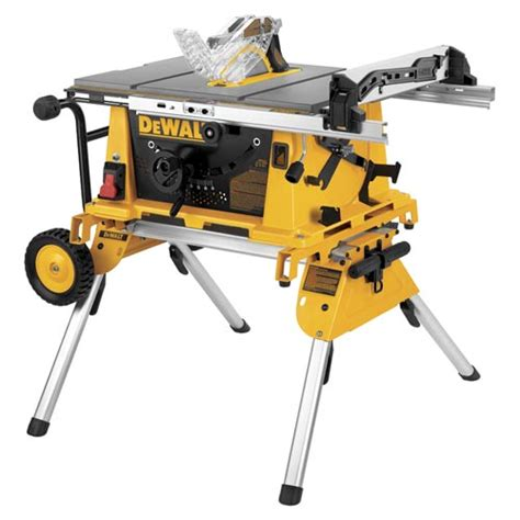 Dewalt Table Saw dewalt dw744xrs table saw with rolling stand review