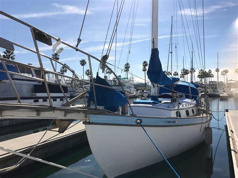 custom atkins ingrid cutter sailboat  sale  long beach ca moreboatscom