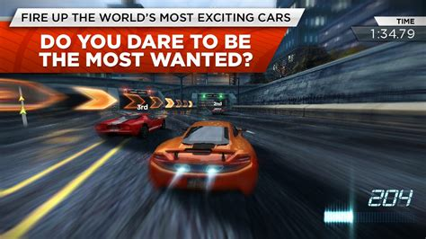 need for speed android need for speed most wanted android app reviews androidpit