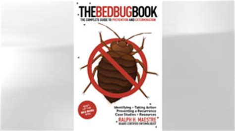 bed bugs in books read an excerpt from ralph h maestre s quot the bedbug book