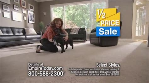 empire flooring half price sale 28 images empire today 1 2 price sale tv commercial