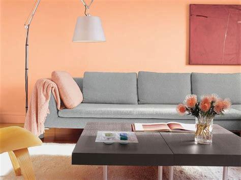 Wandfarbe Apricot Warm Und Gem 252 Tlich Archzine Net