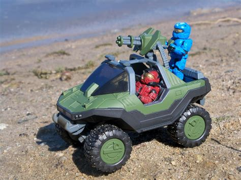 halo warthog marvel halo ghostbusters more minimates news the