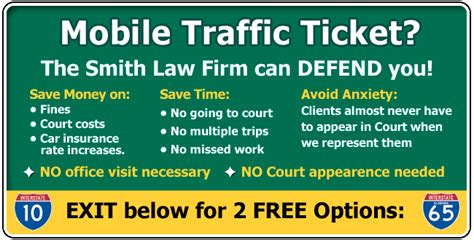light ticket lawyer mobile light ticket attorney lawyer reginald smith