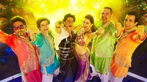 film india percintaan shahrukh khan dan abhishek bachchan meriahkan trailer
