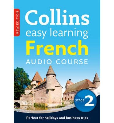 libro easy learning french audio easy learning french audio course stage 2 language learning the easy way with collins