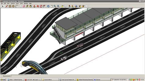 slot car layout design software carrera 1 32 slot car track layouts get wiring diagram