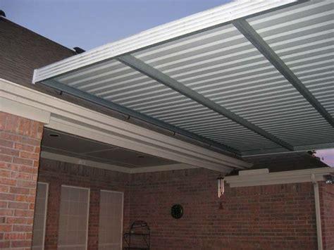 deck roof  brackets  top  roof outdoor living