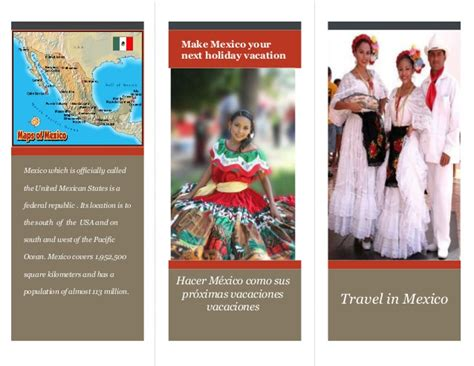 Phone Lookup Mexico 9 Mexico Brochure