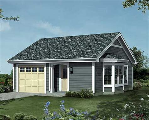 Small House Plans With Garage Attached | plan 57164ha comfortable and cozy cottage house plan