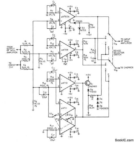 integrated circuit tester circuit diagram index 701 circuit diagram seekic
