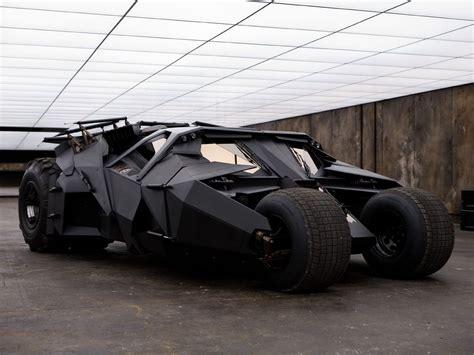 batman car batmobile the tumbler blueprints and specification