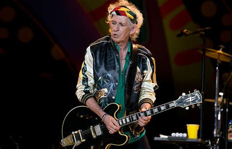 A Of For Keith by Keith Richards Taking The 106 9 The Fox