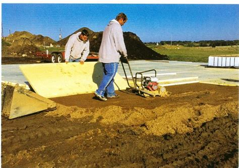 Adding Plumbing To Slab Foundation by Slabs For Colder Climates Part 1 The How And Why Of
