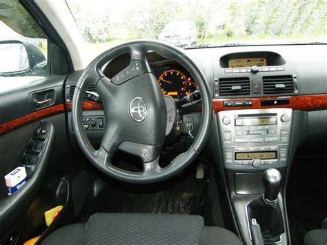 Toyota Avensis 2006 Interior by Toyota Ipsum Price Car Interior Design