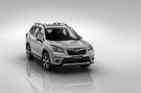 subaru forester unveiling exterior car review car