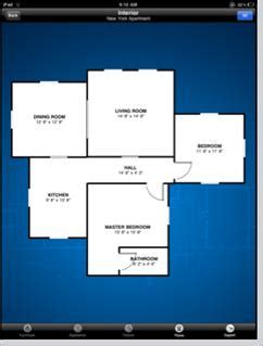 floor plan web app iphone for estate agents floorplans on a budget