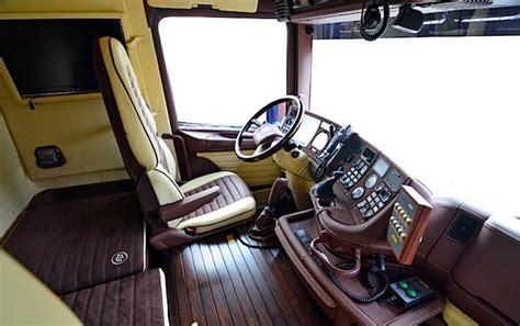Tractor Interior Upholstery by Photo Custom Hardwood Floor By Carlex