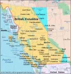vancouver on map of canada canada vancouver mission map