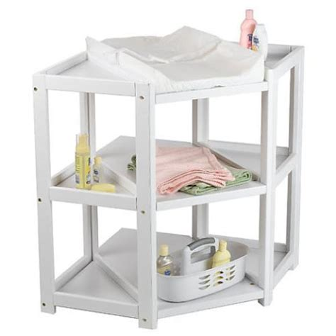 Corner Changing Table White 9 Best Baby Changing Tables Of 2018 Changing Tables And Stations
