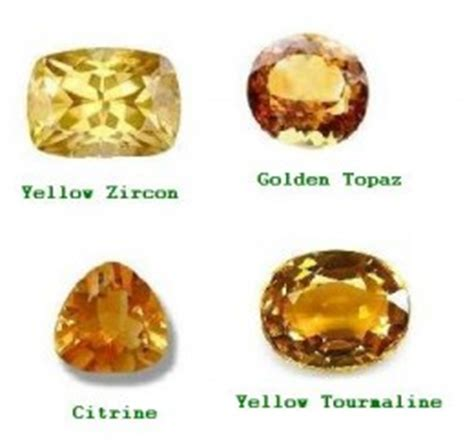 yellow sapphire gemstone astrological of planet