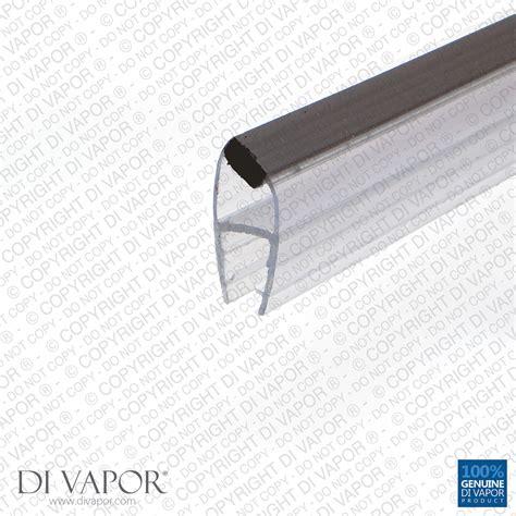 Shower Door Replacement Magnet Di Vapor R Angled Magnetic Shower Door Replacement Seal 4 6mm 8mm 10mm Glass Ebay