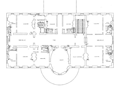 floor plan of white house white house floor plan houses flooring picture ideas blogule