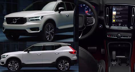 Home Interior Concepts Volvo Accidentally Reveals 2018 Xc40 Suv