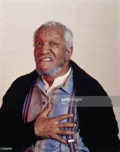 redd foxx as fred g sanford
