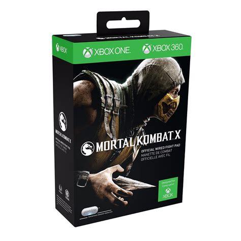 juego preguntas xbox mortal kombat x pad lucha para xbox one y xbox 360