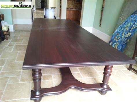 custom wood dining room tables custom wood contractor