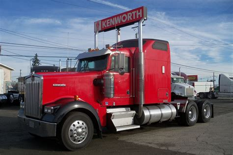 kenworth for sale wa kenworth w900l in washington for sale used trucks on