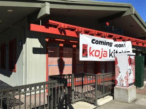 Koja Kitchen Food Truck by Koja Kitchen Opening In Downtown Walnut Creek Beyond The