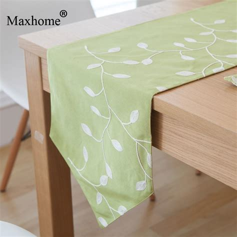 french country table runner ᗖfrench country cotton table flag embroidered
