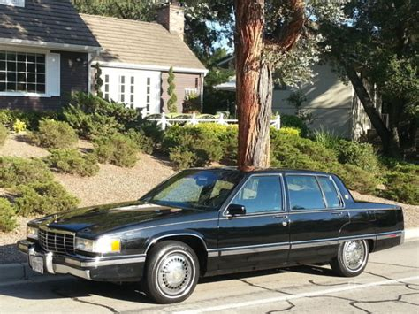 automobile air conditioning service 1993 cadillac sixty special auto manual 1993 cadillac sixty special rare model low miles california car immaculate shape for sale