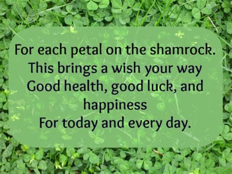 irish blessings and good luck sayings irish blessing