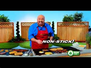 miracle grill mat as seen on tv infomercial miracle grill