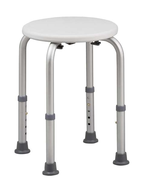 Bathroom Tub Stool Shower And Tub Stool W Bactix Bath Benches And