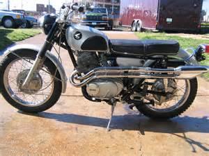 305 Honda Scrambler 1967 Honda Cl 77 305 Scrambler